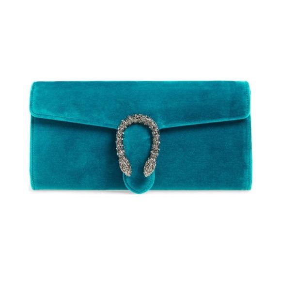 6ade3942f97b Gucci Bags | Auth Dionysus Velvet Clutch | Poshmark
